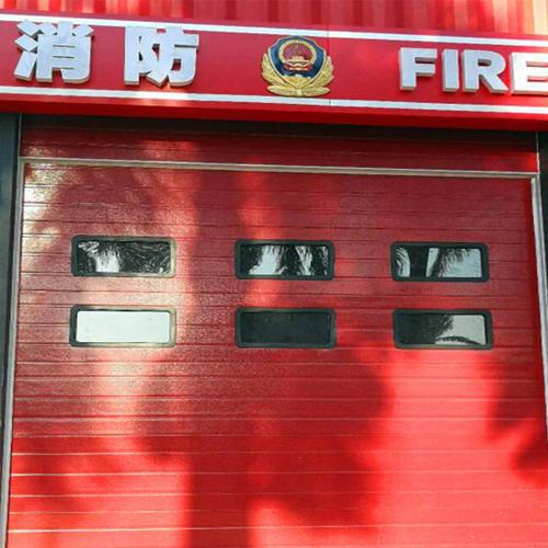 消防提升门