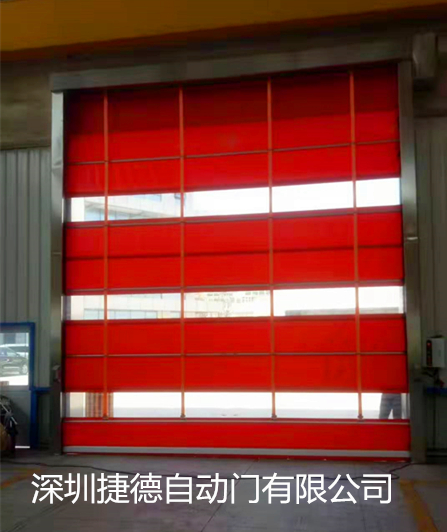 北京车库堆积门
